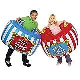 Ploufer Aufblasbarer im Freien stoßender Ball, Stoßkugel-Stoßstange der Kinder, Kinder-sensorische Integration Trainings-Spielwaren, ungiftig und sicher, schön und bequem
