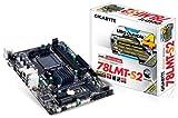 Gigabyte GA-78LMT-S2 Mainboard Sockel AM3+ (micro-ATX, AMD 760G/SB710, 2x DDR3 Speicher, 4x SATA II, 8x USB 2.0)