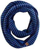 s.Oliver Jungen 64.808.91.3778 Schal, Blau (Dark Blue Stripes 58g2), One Size (Herstellergröße: 1)