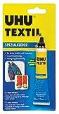 UHU 48665 Spezialkleber, Textilien, Tube mit 20 g