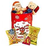 Crazy Rentier Didi Geschenktüte - inkl. KNABBERFÜLLUNG als Nikolausgeschenk, Nikolausstiefel oder Weihnachtstüte