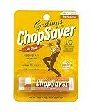 Chopsaver Gold All Natural Pflegestift mit Lichtschutzfaktor 15 (SPF15)