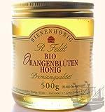 Orangenblüten BIO Honig, lieblich, blumig, wie Orangenblüten, 500g