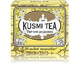Kusmi Tea - Grüner Tee mit Jasmin - 25 Musselinteebeutel