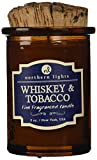 Northern Lights Candles Whiskey and Tobacco Spirituose, 150 ml