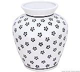 Original Bunzlauer Keramik Vase / Blumenvase , Höhe 17,0cm im Dekor 225