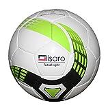 Lisaro Futsal-Ball Gr. 4 / 350g weiss-grün