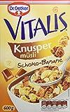 Dr. Oetker Vitalis Knusper Schoko Banane, 5er Pack (5 x 600 g)