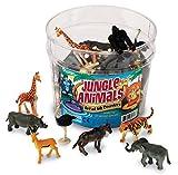 Learning Resources Tierfiguren Dschungel,