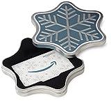 Amazon.de Geschenkkarte in Geschenkbox  - 100 EUR (Schneeflocke)