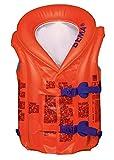 Bema 18028 - Happy People, Schwimmlernhilfe, aufblasbar, 2-6 Jahre, orange