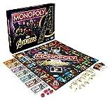 Hasbro- Monopoly Avengers Multicolor (5010993633371)