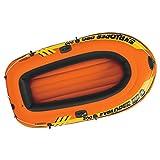 Intex Schlauchboot Explorer Pro 200 Phthalates Free, 196 X 102 X 33 cm, 58356np