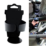 CXZX Becherhalteradapter für Flasche, Wasserkaffeehalter für Auto, Motorrad, Trinkflasche für Getränkehalter Getränkehalterhalterung für Autositz, Autotür einsetzen