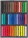 HAIRCHALKIN 36 Farben Ungiftige Haartönung, Kalk Tönung - Weiches Pastell Salon-Kit