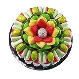 Fruchtgummi Torte - Fruit 22 cm