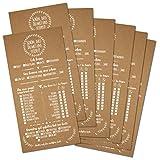 Partycards Hochzeitsgästebuch als Hochzeitsspiel personalisiert mit 52 weißen Seiten in DIN A4 quer in Hardcover-Bindung (Karton)