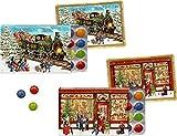 Schokolinsen-Adventskalender - 24 Süße Momente im Advent: 2 Motive x 12 Ex. im Display