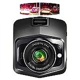 Dash Kamera FüR Auto, Dash Kamera Auto 1080p, Dashkamera FüR Auto Vorne Und Hinten, 172 ° Weitwinkel, High-Definition-Nachtsichtautomatik, Bewegungserkennung, ParküBerwachung, Schwerkraftmessung,Black