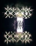 Quax Titan-Silberfontäne, 60 Sekunden
