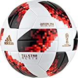 adidas Kinder Fussball Telstar World Cup KO Phase Junior 290 White/Solred/Black 5