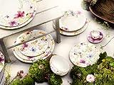 Villeroy & Boch 10-4100-2640 Mariefleur Basic Frühstückstellerm 21 cm, Premium Porzellan