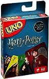 Mattel Games FNC42 - Uno Harry Potter Kartenspiel, Spielzeug ab 7 Jahren