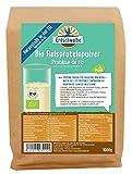 NEU Erdschwalbe EU Bio Reisprotein/Hergestellt in der EU/Veganes Eiweißpulver/1 Kg