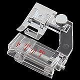 dealglad Neue Verstellbarer Bias Tape Binder Nähfuß Füße für Home Nähmaschinen