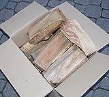 Brennholz Buche in Stämme von 25cm lang in Box von 12kg