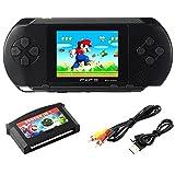 SZZHCKJ 2.7 'LCD Handheld Spielkonsole PXP 3 16bit Retro Video Game Player Spielzeug für Kinder Kinder Junge Beste Geschenke 100+ Spiele