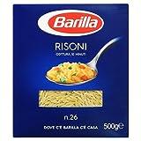 Barilla Hartweizen Pasta Risoni n. 26 - 1er Pack (1x500g)