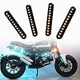 Universal LED-Streifen Bremse stoppen Blinker Flexible LED-Streifen, 2 STÜCKE