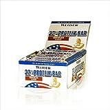 Weider 32% Protein Bar, Eiweiß-Riegel à ( 30x 60g) BIG BOX - Vanille
