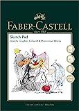 Faber-Castell A&G Skizzenblock A4 grau