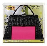 Post-It Z-Notes Haftnotiz-Spender Handtaschendesign 73 x 73 mm