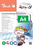 Peach PP580-02 Laminierfolien, DIN A4, 80 mikron, 100 Stück