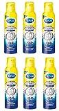 Scholl Fresh Step Antitranspirant Vorteilspack Schuhspray Schuhdeo 900ml (6 x 150ml)