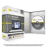 Microsoft Windows 8.1 Professional (PRO). Original-Lizenz. 32 bit & 64 bit. Deutsch+ML. Audit Sicher, S2-ISO DVD, Lizenz. CLP Zertifikat