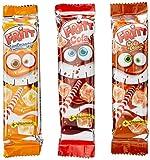 Fritt Getränke 3-fach sortiert, Inhalt: 5 x LimoOrange, 5 x Cola, 5 x Cola + Orange, 15er Pack (15 x 70 g)