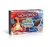 MONOPOLY Pokémon Kanto Edition - Schnapp sie dir alle! | Gesellschaftsspiel | Familienspiel | Brettspielklassiker |