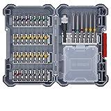 Bosch Professional 40-tlgs. Bohrer Bit Set (Pick and Click, extra harte Schrauber Bits, mit Universalhalter)