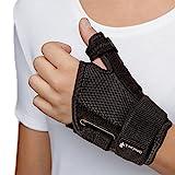 OrthoCare S - Stabilisator Daumen - Daumenbandage ONE SIZE. Passend für beide Hände. Schützt die Daumen in den täglichen Aktivitäten und Sport. Hilft heilen Daumen-Verletzung
