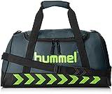 Hummel Authentic Sports Bag Sporttasche, Größe:S, Farbe:grün, 50x27x23cm, 23 Liter