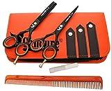 Friseurscheren - Haarscheren - Effilierschere Set 5.5' (13.97)