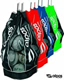 Ballsack für 10-12 Bälle / Balltasche von alpas / 4 Farben lieferbar *NEU* (Schwarz)