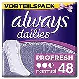 Always Profresh Slipeinlagen, Normal, 1er Pack (1 x 48 stück)
