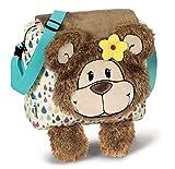 Nici 40492.0 - Kindergartentasche Classic Bär Mädchen Plüsch ??x??cm
