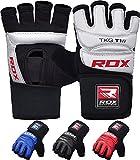 RDX Taekwondo Handschuhe Boxsack WTF Handschutz TKD Boxen Sparring Kampfsport Gloves Sparring Freefight Punchinghandschuhe(MEHRWEG)