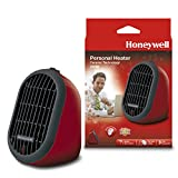 Honeywell Mini-Heizgerät, rot, HCE100RE4